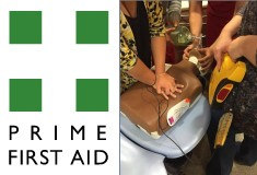 Prime First Aid logo